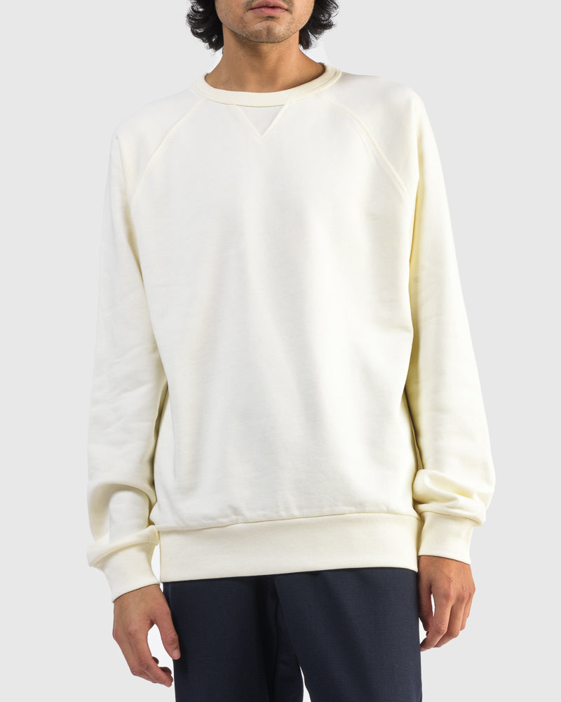 Heard Sweater in Ecru by Dries Van Noten Man at Mohawk General Store