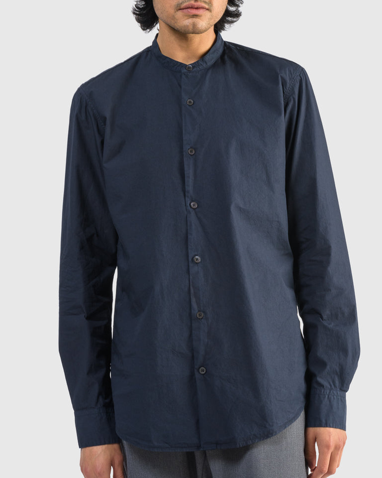 Claver Shirt in Navy