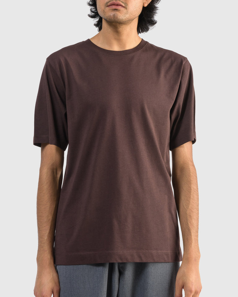 Hart T-Shirt in Brown