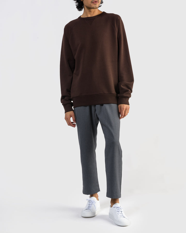 Heard Sweater in Brown