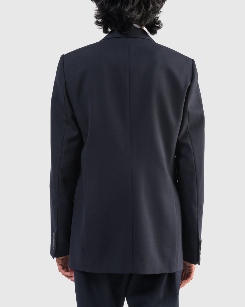 Burness Jacket in Navy  by Dries Van Noten Man at Mohawk General Store