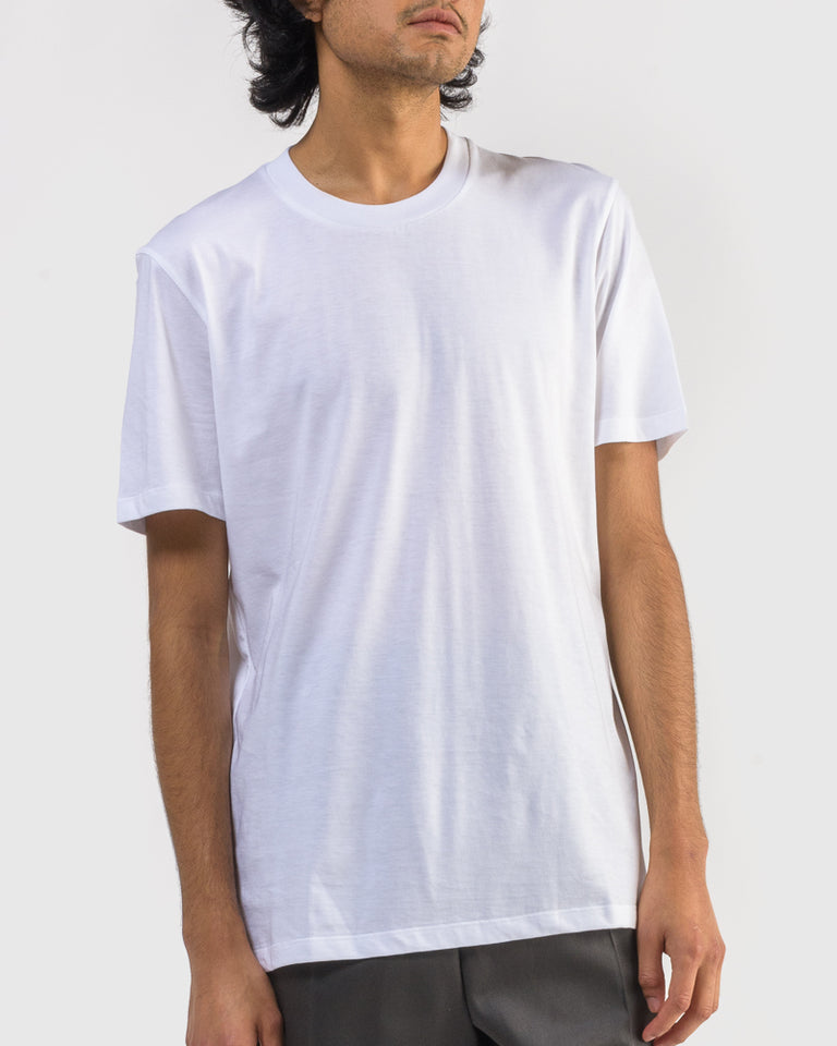 Short Sleeve T-Shirt in Ultra White