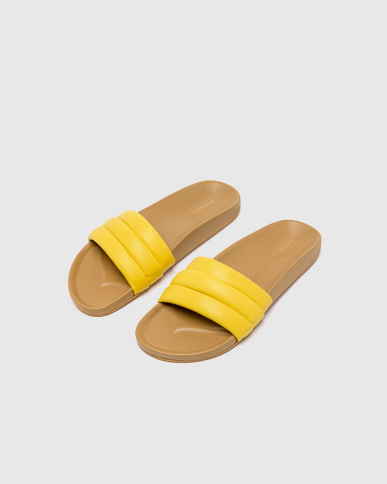 Classic Sandalia in Sunflower