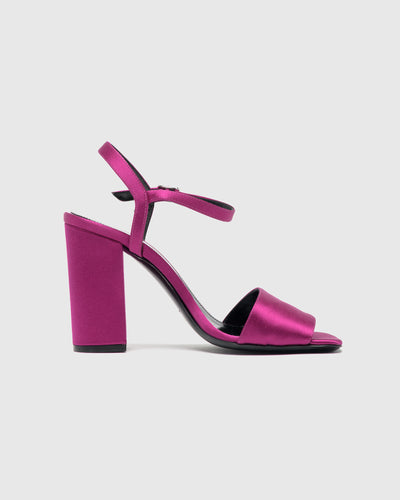 Sandal in Fuchsia