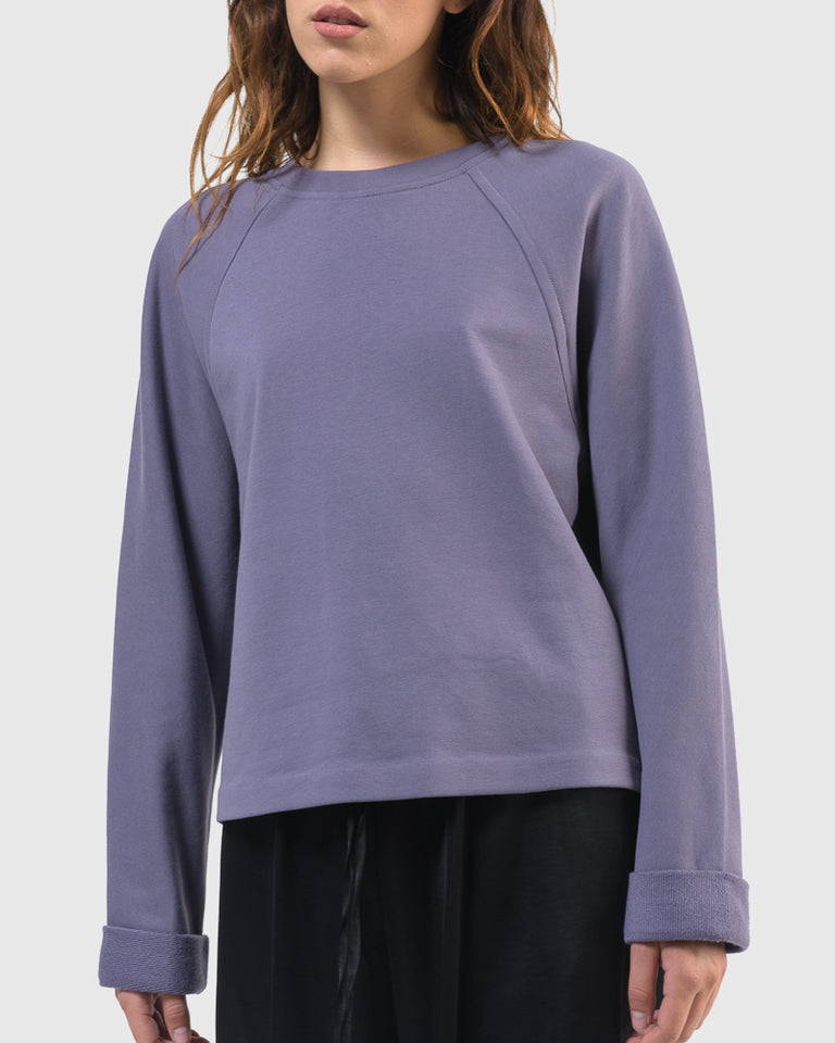 Halo Sweater in Lilac
