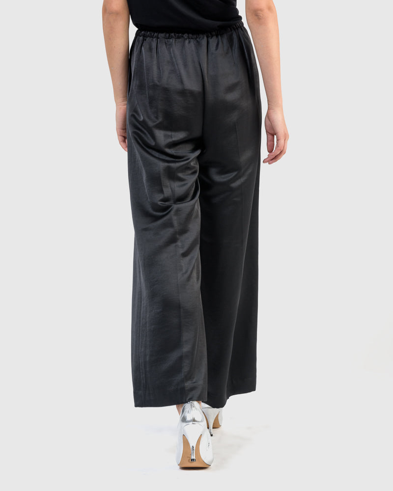 Puvis Pants in Black
