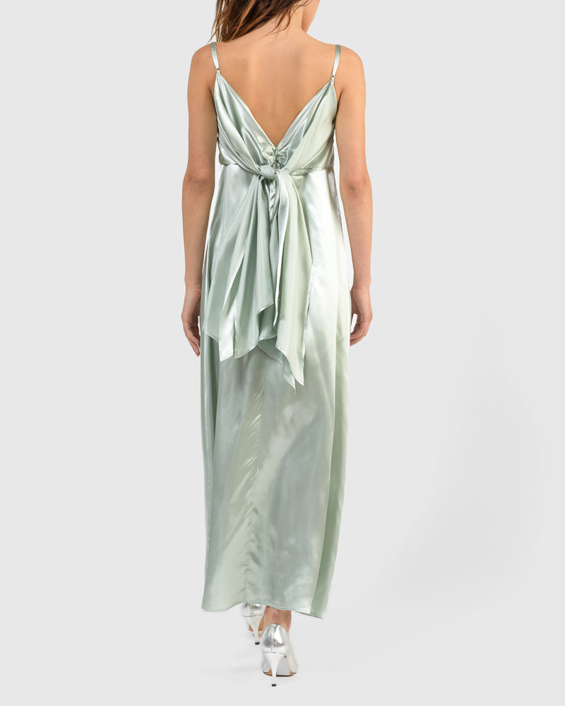 Dress in Jade by MM6 Maison Margiela at Mohawk General Store