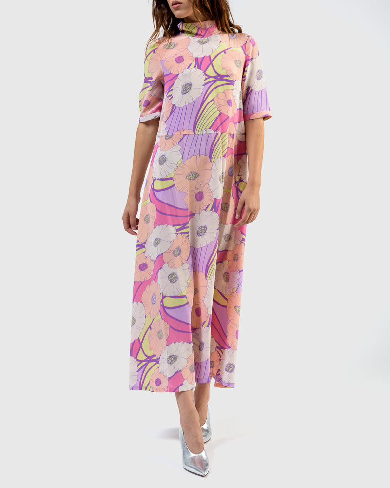 Dasha Dress in Pink by Rachel Comey at Mohawk General Store