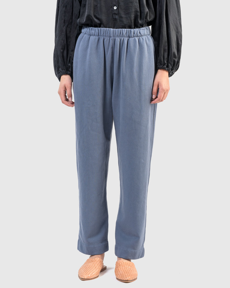 Ankle Pant in Fog Blue