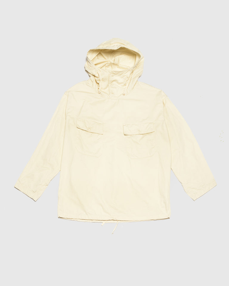 Cagoule Shirt in Ivory