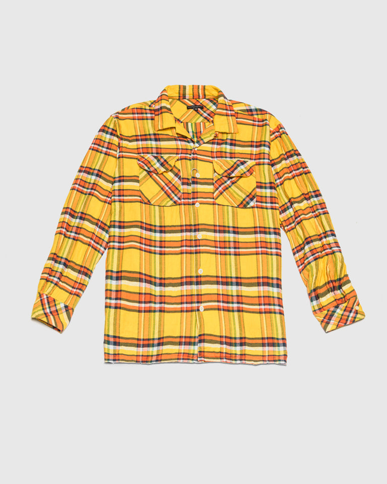 Classic Shirt in Yellow