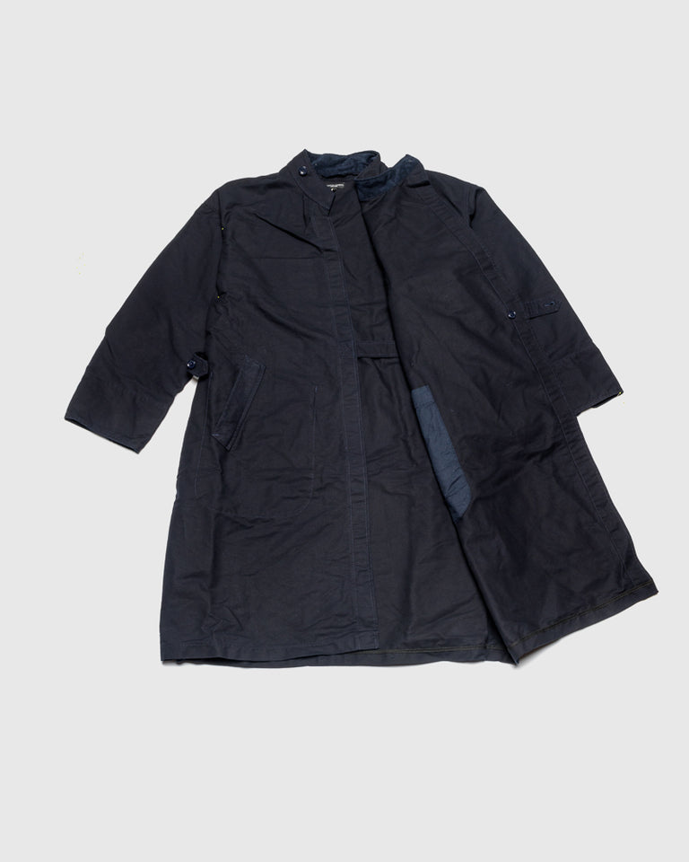MG Coat in Navy