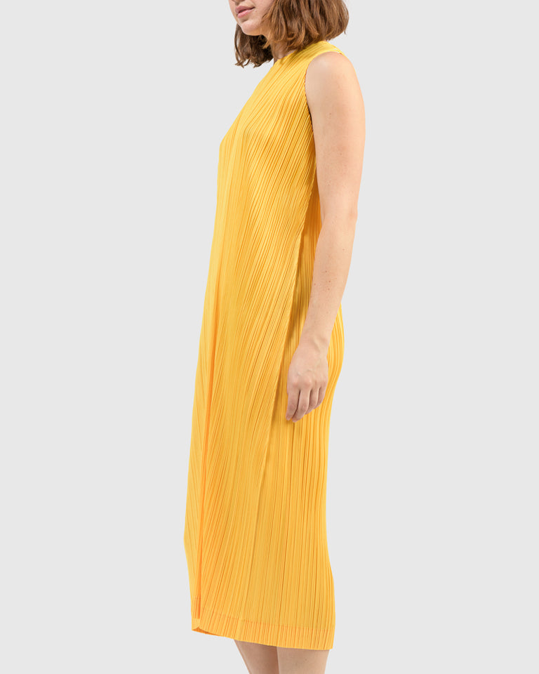 Dress in Yellow