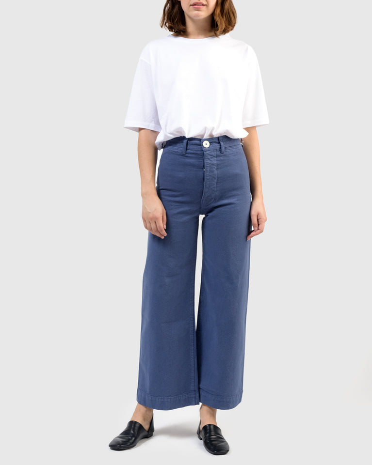 Sailor Pant in Mechanic's Blue