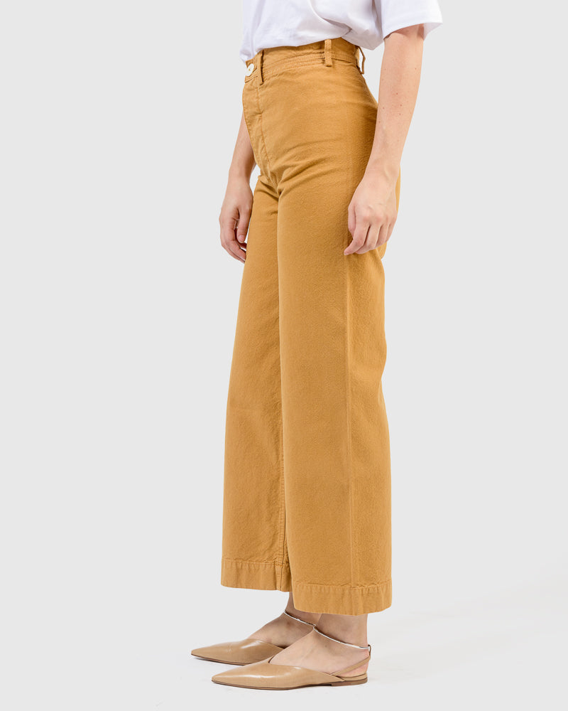 Sailor Pant in Wheat