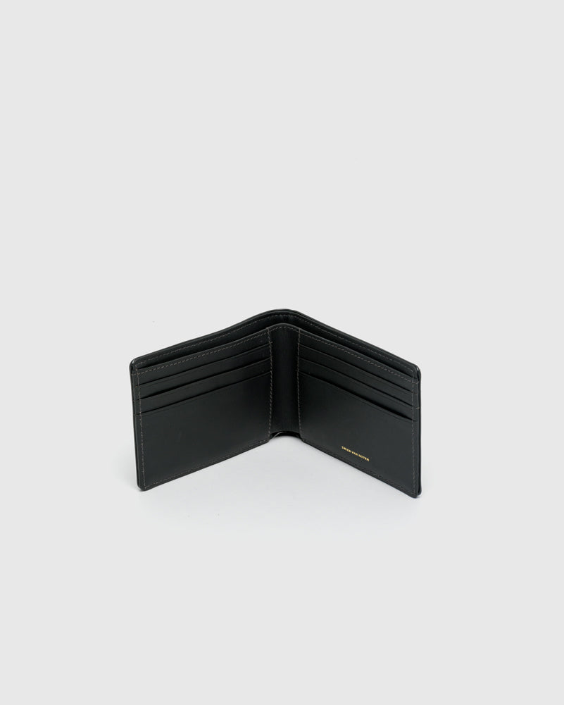 Classic Wallet in Grey by Dries Van Noten Man at Mohawk General Store
