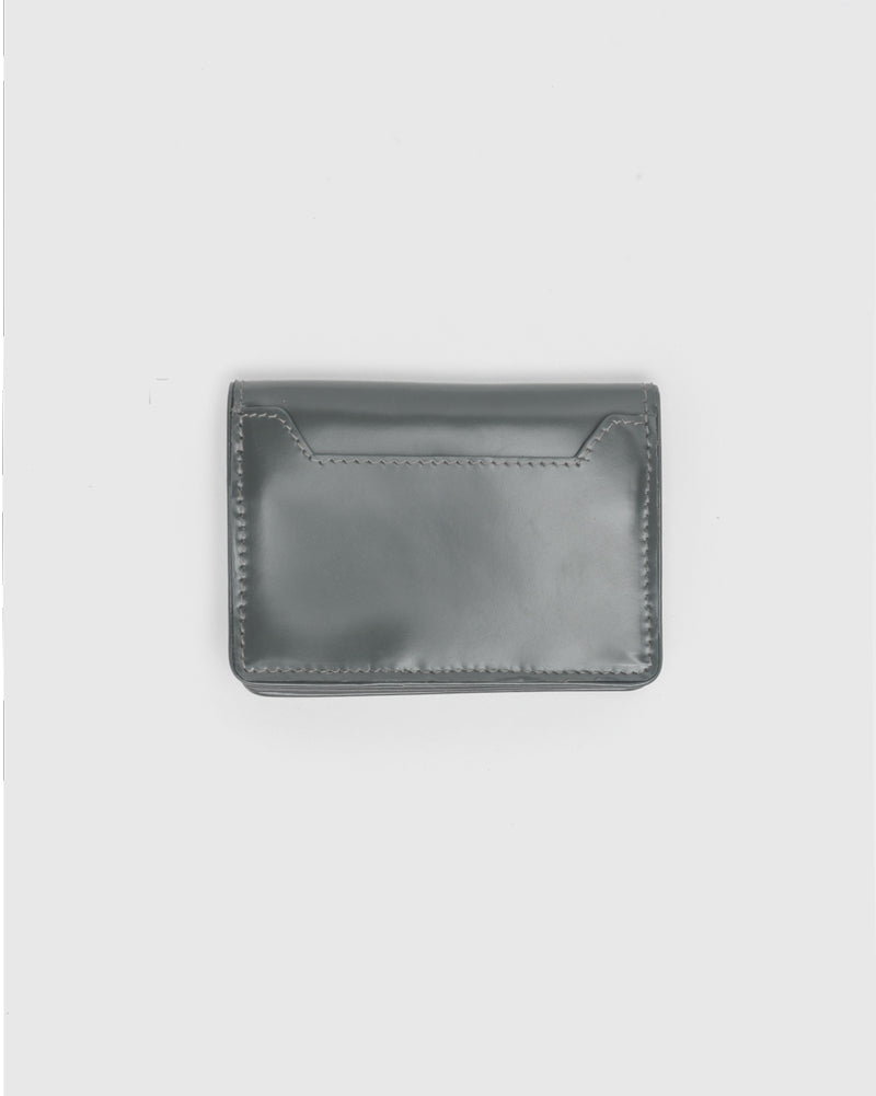 Bifold Wallet in Grey by Dries Van Noten Man at Mohawk General Store