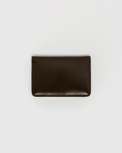 Bifold Wallet in Brown