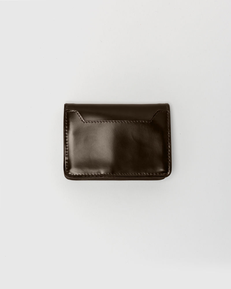 Bifold Wallet in Brown by Dries Van Noten Man at Mohawk General Store