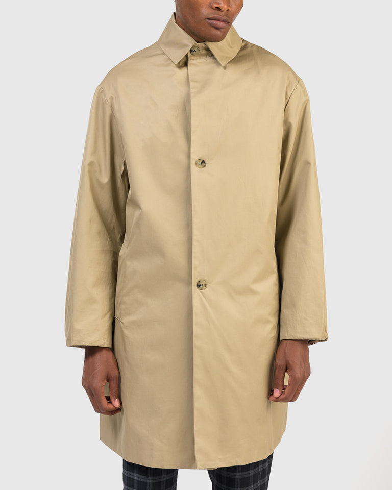 Espeler Coat in Khaki