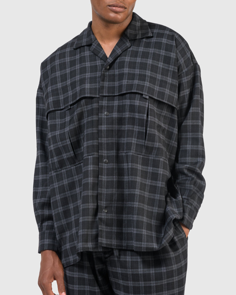 Jamiro Shirt in Check