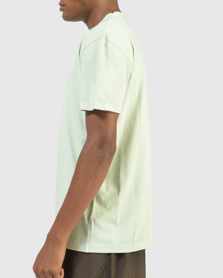 Perfect T-Shirt in Mint Army