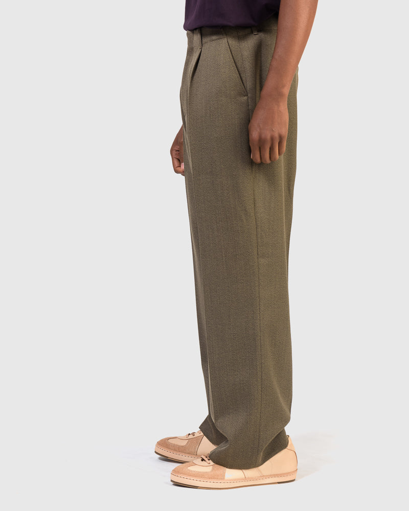 Borrowed Chino in Olive by Our Legacy at Mohawk General Store