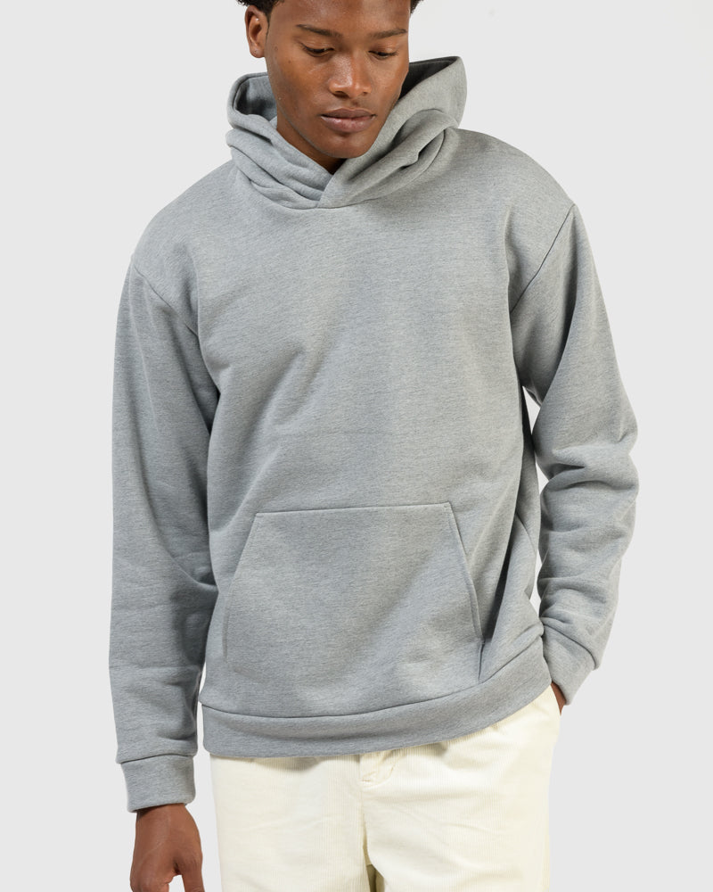 Heavy Weight Hoodie in Grey