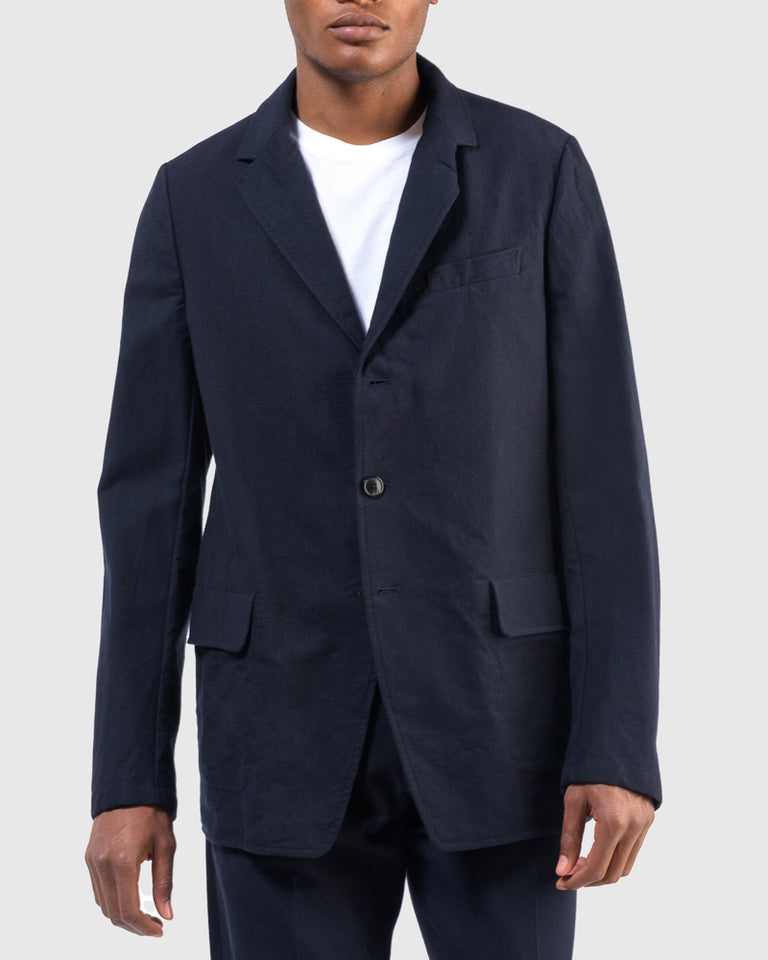 Bilbao Jacket in Navy
