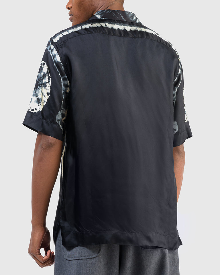 Carlton Shirt in Black