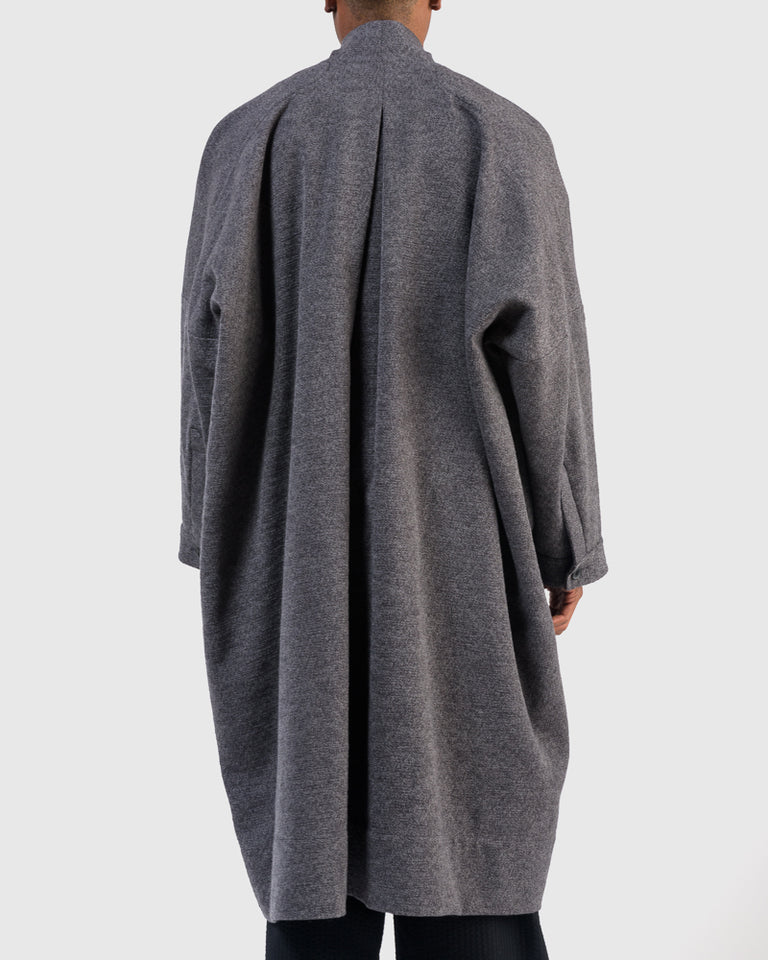 Coat #20 in Grey Melange