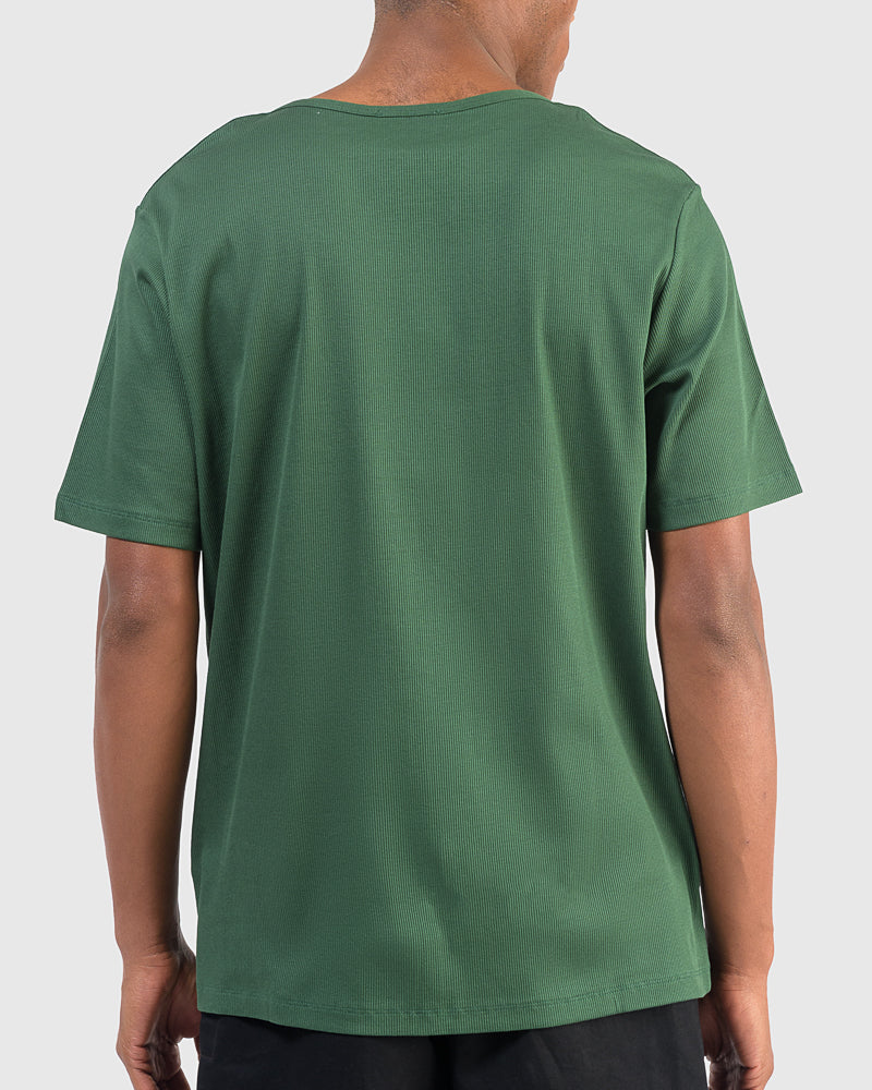 T-Shirt in Clover Green