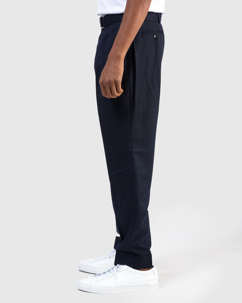 Pierre Pants in Navy