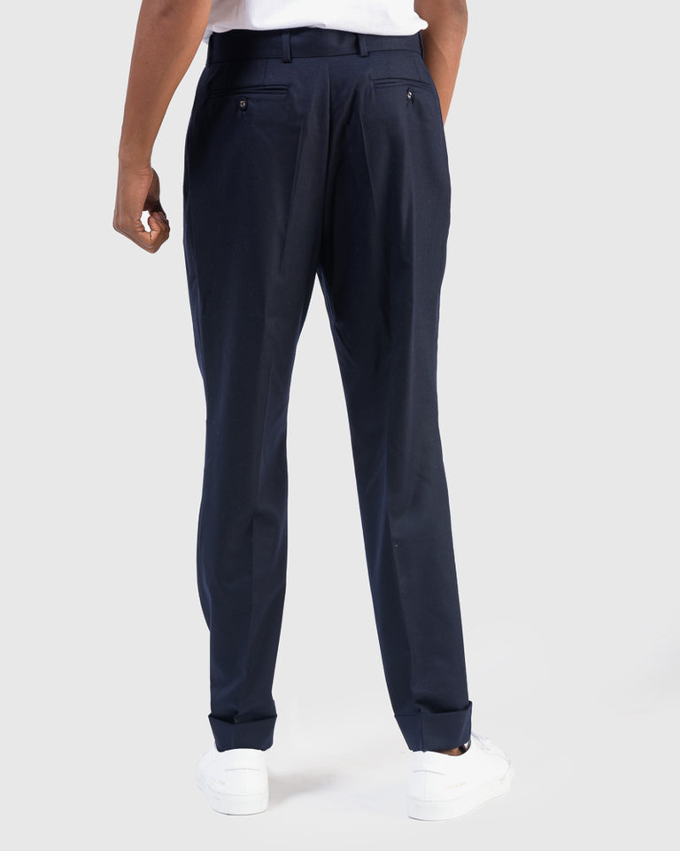 Pierre Pants in Charcoal