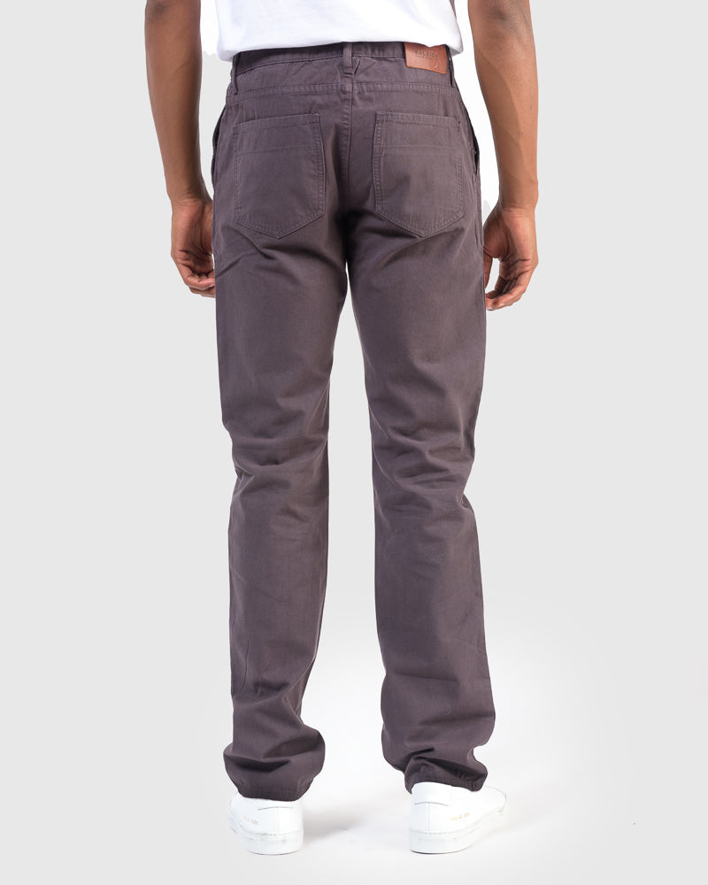 Jones Trouser in Lunar Canvas