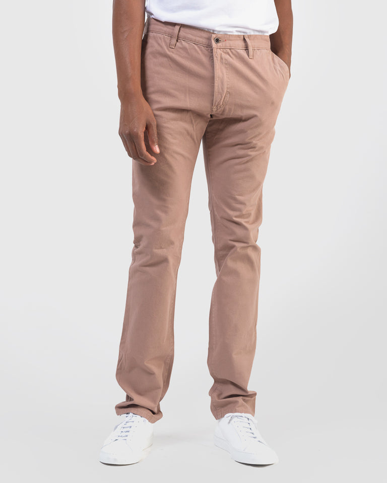 Jones Trouser in Sienna Canvas