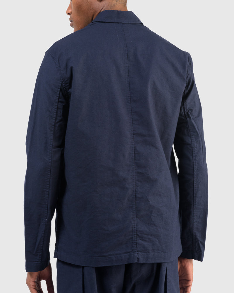 Hunter Panama Jacket in Navy
