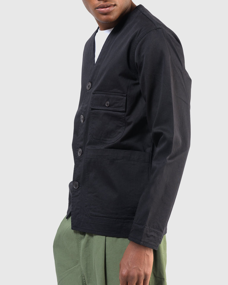 Cabin Jacket in Black