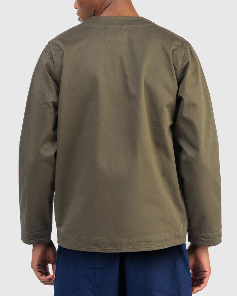 Cabin Jacket in Olive