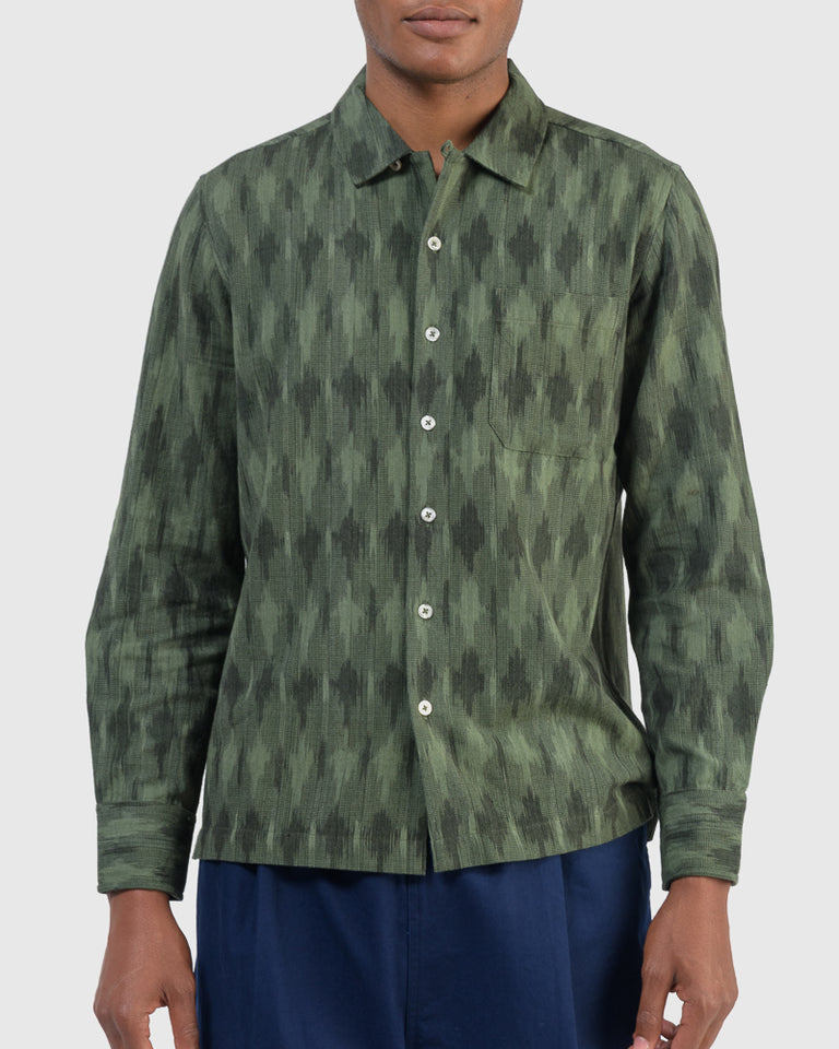 Garage Shirt in Green