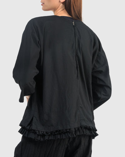 B010 Blouse in Black