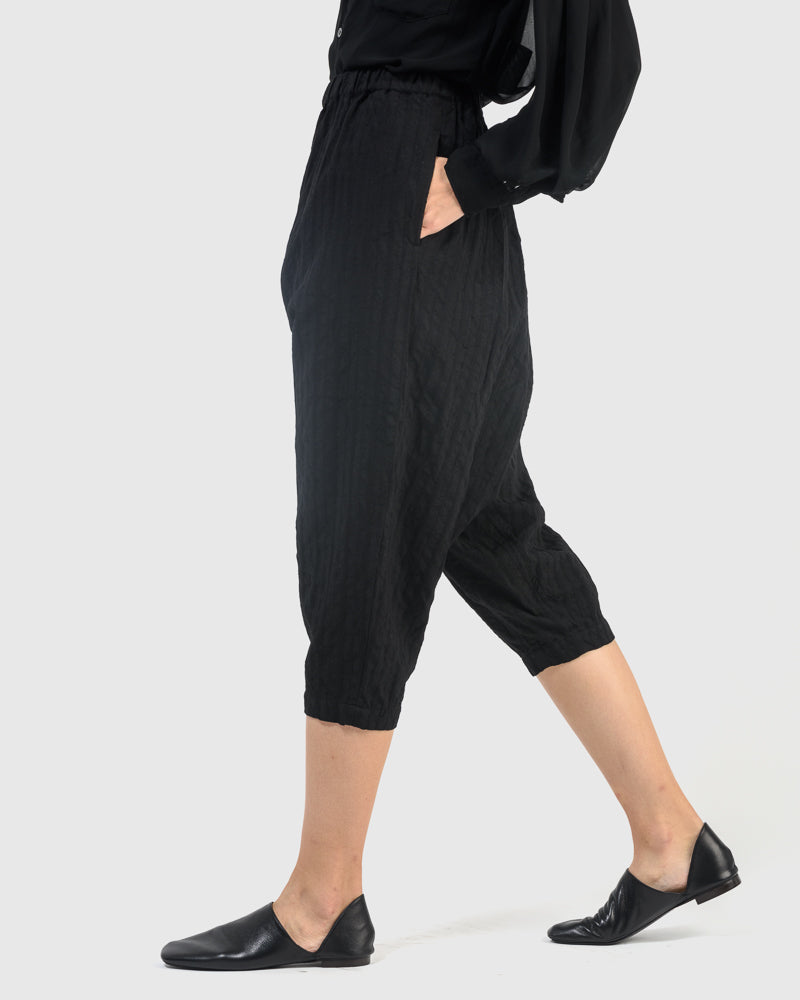 P011 Pants in Black