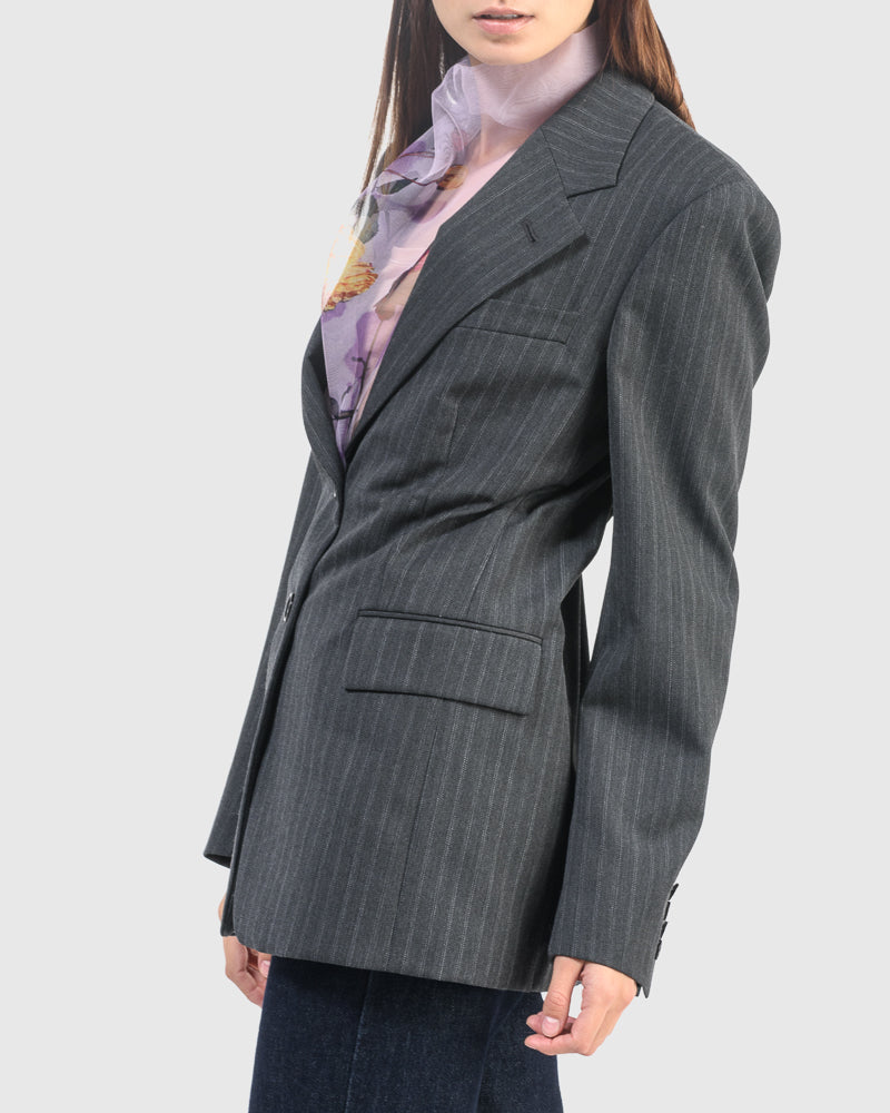 Babel Bis Jacket in Anthracite