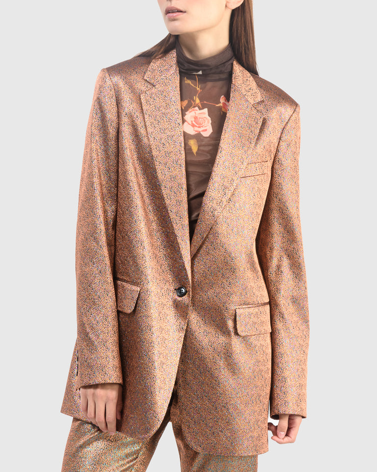 Blanche Jacket in Camel