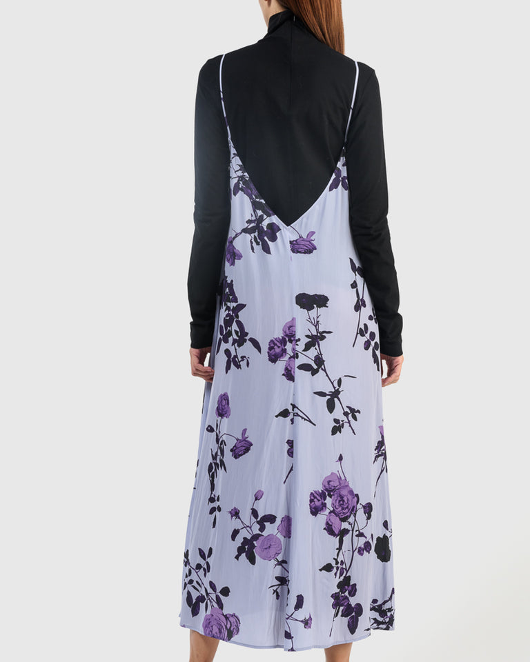 Dotta Dress in Pale Violet