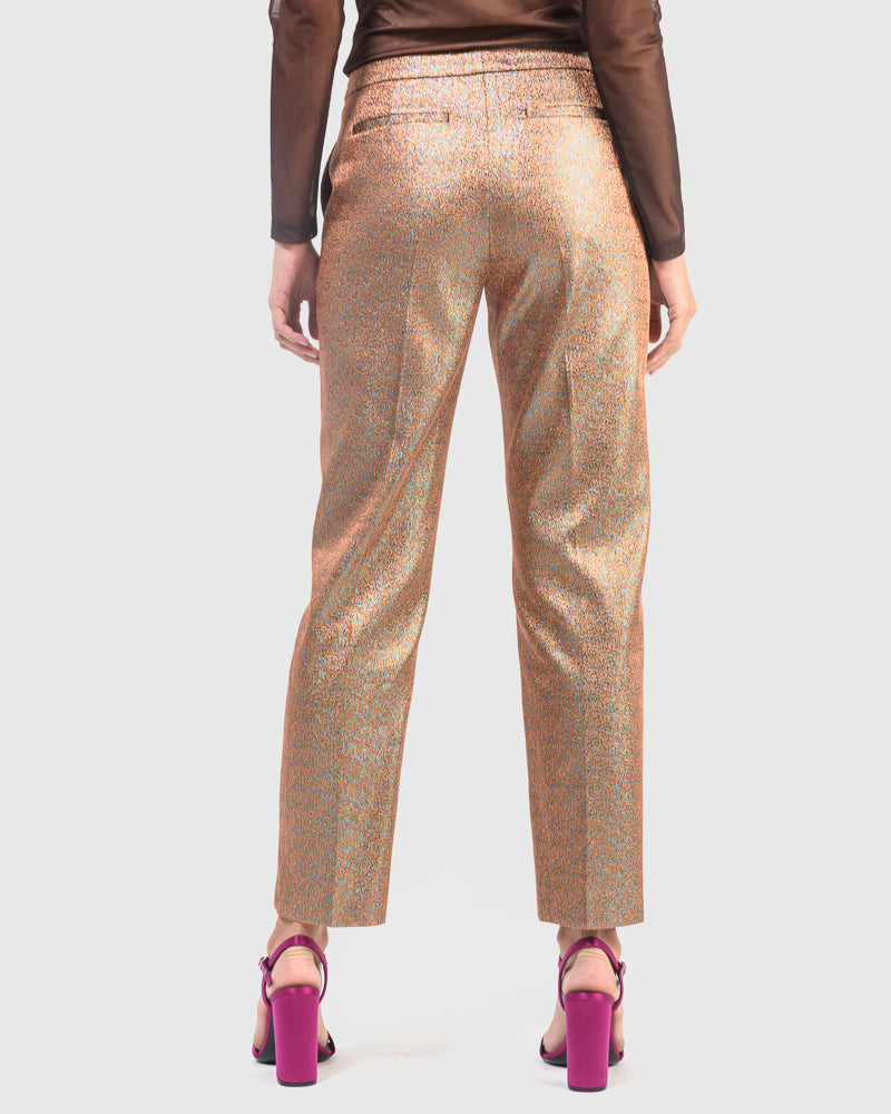 Poumas Pants in Camel