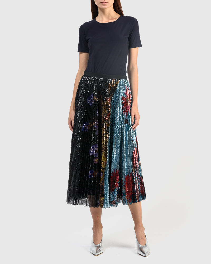 Sax Skirt in Desc