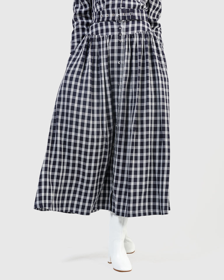 Kind Skirt in Navy
