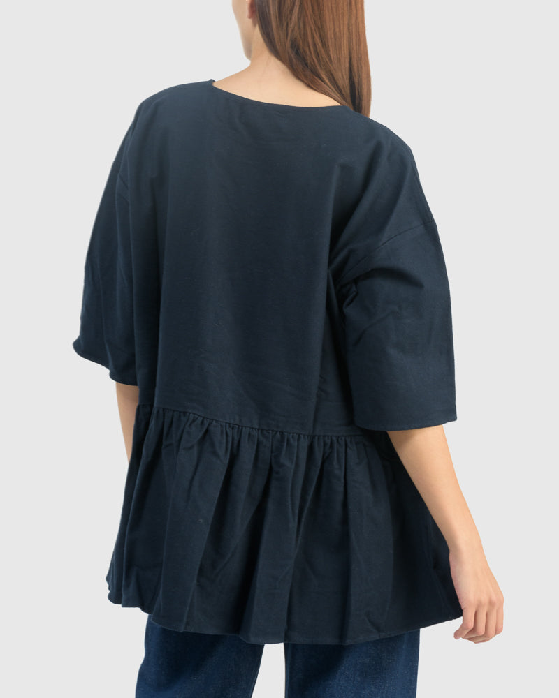 House Tunic in Navy