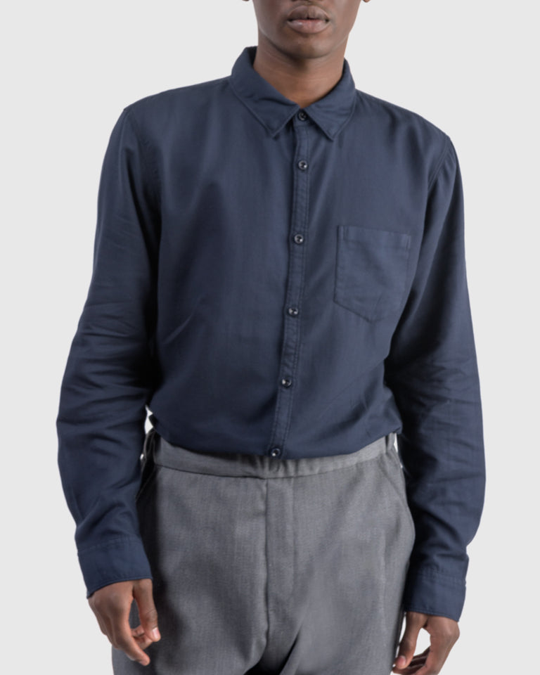 Cori Shirt in Midnight